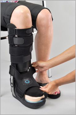 2117ea528a Ankle Foot Orthosis (AFO) Information for Medical Professionals | Zero G  Brace